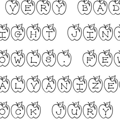 LD Apple - Font