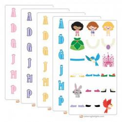Tiny Princess Collection
