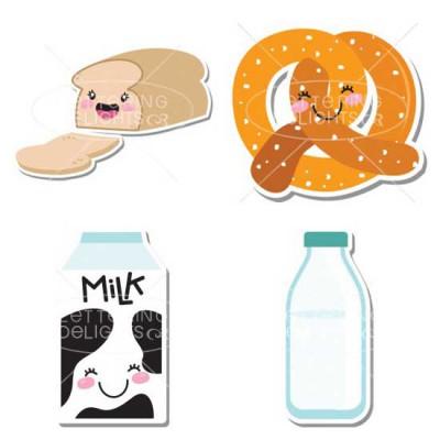 Bread and Milk - GS