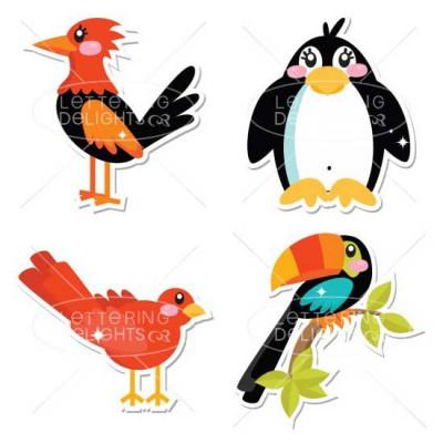 Bird Buddies - GS
