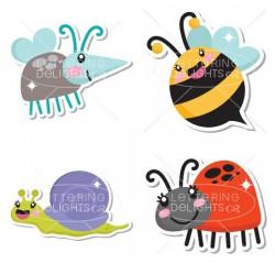 Cute Bugs - GS