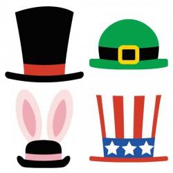 Holiday Hats - CP