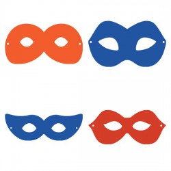 Masquerade Masks - CS
