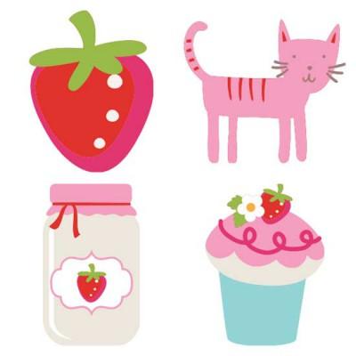 Strawberry Kisses - CS