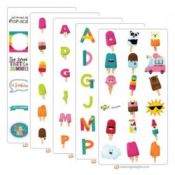 Peepsicles Graphics Collection