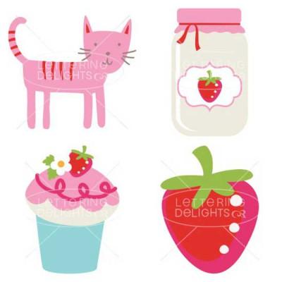 Strawberry Kisses - GS