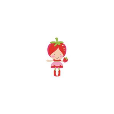 Strawberry Kisses - Girl - CS