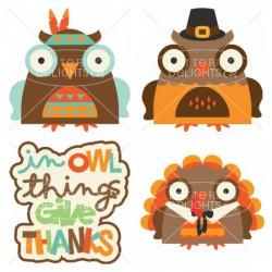 Happy Owl-idays - CS
