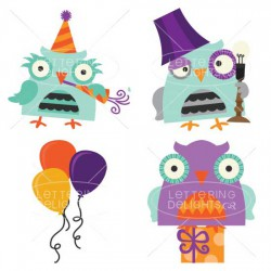 Party Owl Night - GS