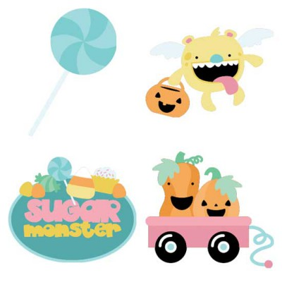 Sugar Monster - CS