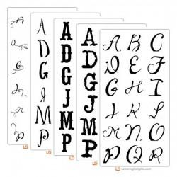Pinterest Perfect Fonts