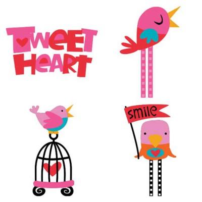Long-Legged Love Birds - CS
