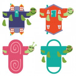 Snips Snails and Turtle Tales - CP