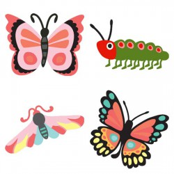 Butterfly Kisses - CS