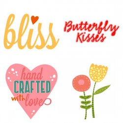 Butterfly Kisses - Elements - GS