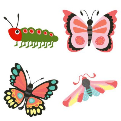 Butterfly Kisses - GS