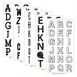 Top 100 Chalkboard Fonts
