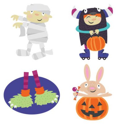 Tricky Treaters - GS