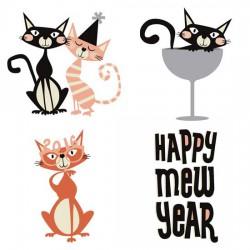Happy Mew Year - GS