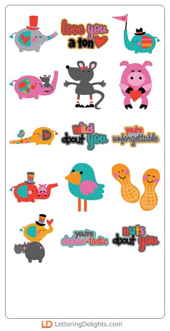 Valentine card, nuts about you, ilove2cutpaper, LD, Lettering Delights, Pazzles, Pazzles Inspiration, Pazzles Inspiration Vue, Inspiration Vue, Print and Cut, svg, cutting files, templates, Silhouette Cameo cutting machine, Brother Scan and Cut, Cricut