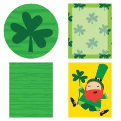 Happy Go - Lucky - Planner Stickers - PR