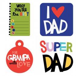 Dozens of Dads - Words - GS