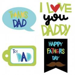 Dozens of Dads - Words - CS