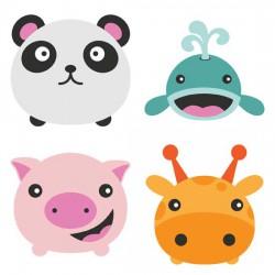 Plushies - Animals - GS