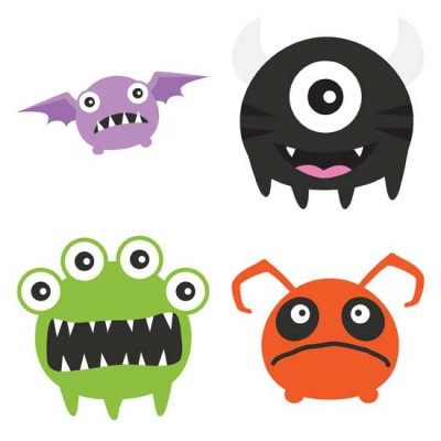 Plushies - Monsters - GS