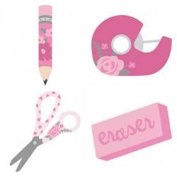 Think Pink - Supplies - CS