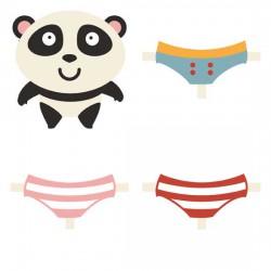 Mr. Panda - Dress Up - GS