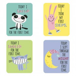 Milestones - Planner Stickers - PR
