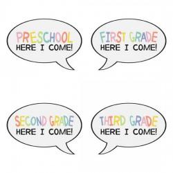 Milestones - Growing Up - Bubbles - GS