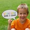 Milestones - Growing Up - Bubbles - GS -  - Sample 1