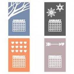 Modern Calendar - CP