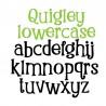PN Quigley - FN -  - Sample 3