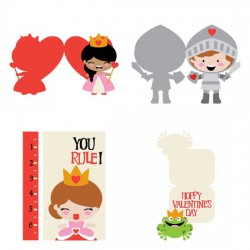 Tiny Princess - Love - Cards - PR
