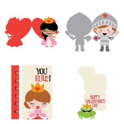 Tiny Princess - Love - Cards - PR