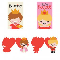 Tiny Princess - Love - Cards - CP