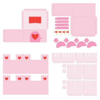 Tiny Princess - Love - Castle - CP