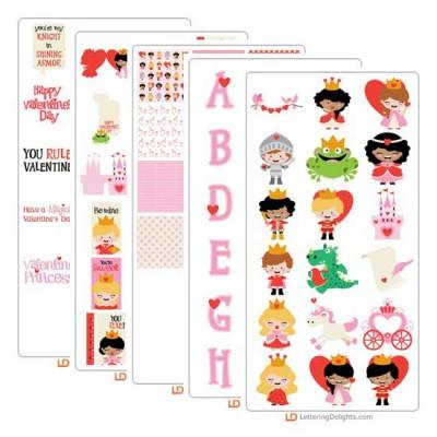 Tiny Princess - Love - Graphic Bundle