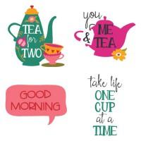 Spring Tea - Tweets - GS