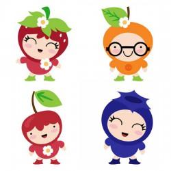 Tutti Frutti Cuties - GS