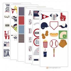 Home Run - Graphic Bundle