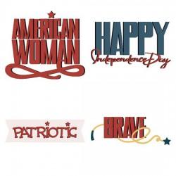 American Woman - Sentiments - CS