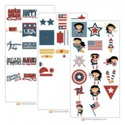 American Woman - Cut Bundle