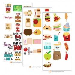 Lunch Box - Cut Bundle