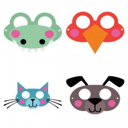 Zoological - Masks - CP