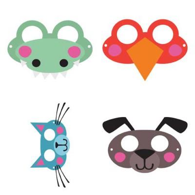 Zoological - Masks - PR
