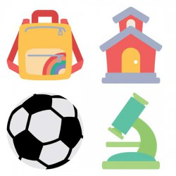 A La Carte - School - Too - GS